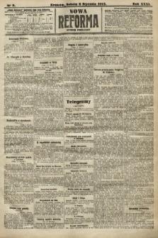 Nowa Reforma (numer poranny). 1912, nr8