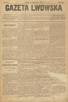 Gazeta Lwowska. 1902, nr201