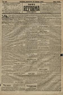 Nowa Reforma (numer poranny). 1912, nr90
