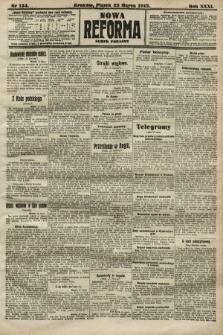 Nowa Reforma (numer poranny). 1912, nr134