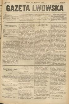 Gazeta Lwowska. 1902, nr213