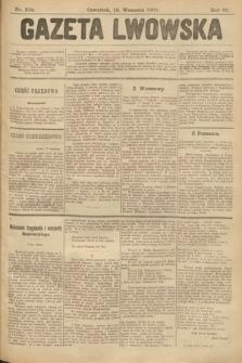 Gazeta Lwowska. 1902, nr214
