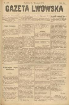 Gazeta Lwowska. 1902, nr217