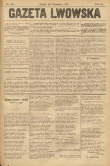 Gazeta Lwowska. 1902, nr221