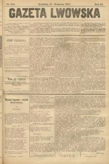 Gazeta Lwowska. 1902, nr223