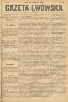 Gazeta Lwowska. 1902, nr226
