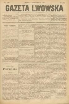 Gazeta Lwowska. 1902, nr229