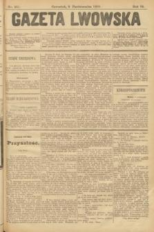Gazeta Lwowska. 1902, nr231