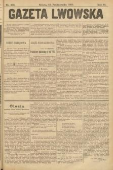 Gazeta Lwowska. 1902, nr239
