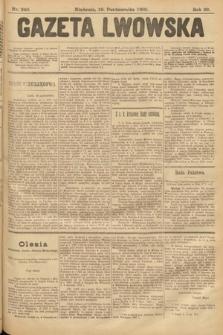 Gazeta Lwowska. 1902, nr240