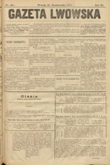 Gazeta Lwowska. 1902, nr241
