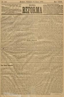 Nowa Reforma. 1904, nr168