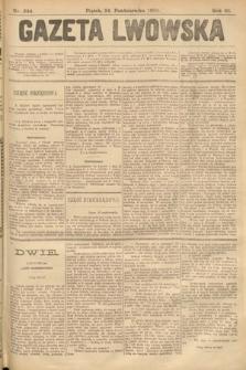 Gazeta Lwowska. 1902, nr244