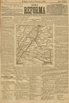 Nowa Reforma. 1904, nr176