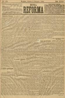 Nowa Reforma. 1904, nr179