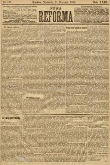 Nowa Reforma. 1904, nr191