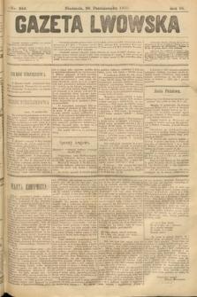 Gazeta Lwowska. 1902, nr246