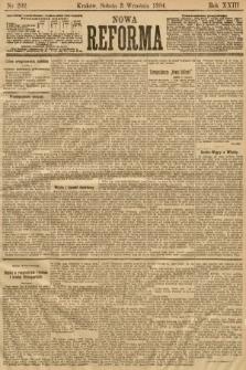 Nowa Reforma. 1904, nr202