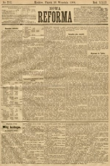 Nowa Reforma. 1904, nr212