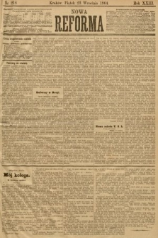 Nowa Reforma. 1904, nr218