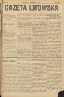 Gazeta Lwowska. 1902, nr251