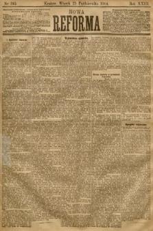 Nowa Reforma. 1904, nr245