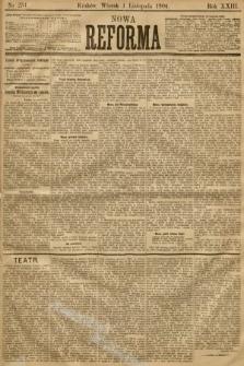 Nowa Reforma. 1904, nr251