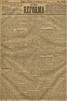 Nowa Reforma. 1904, nr262