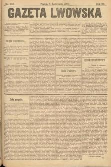 Gazeta Lwowska. 1902, nr255