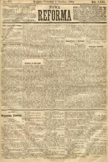 Nowa Reforma. 1904, nr276