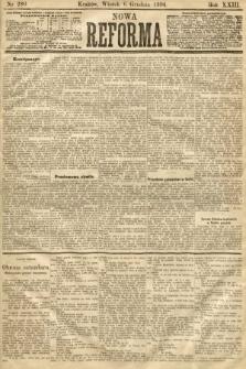 Nowa Reforma. 1904, nr280