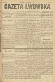 Gazeta Lwowska. 1902, nr256