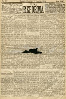 Nowa Reforma. 1904, nr287