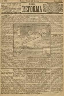 Nowa Reforma. 1904, nr295