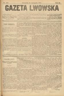 Gazeta Lwowska. 1902, nr260