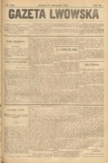 Gazeta Lwowska. 1902, nr262