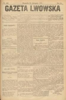 Gazeta Lwowska. 1902, nr263