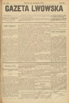 Gazeta Lwowska. 1902, nr264