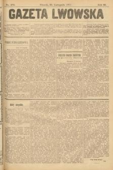 Gazeta Lwowska. 1902, nr270