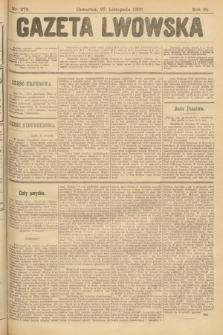 Gazeta Lwowska. 1902, nr272