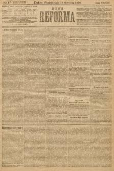 Nowa Reforma. 1920, nr17
