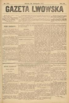 Gazeta Lwowska. 1902, nr274