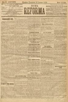Nowa Reforma. 1920, nr38