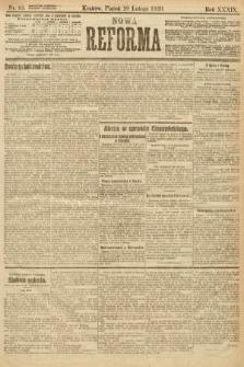 Nowa Reforma. 1920, nr45