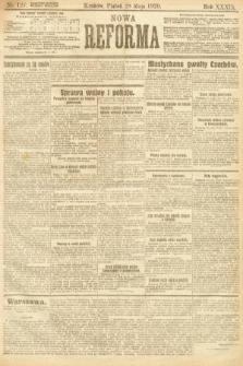 Nowa Reforma. 1920, nr127