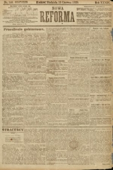 Nowa Reforma. 1920, nr140