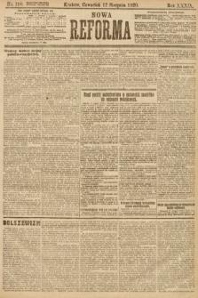 Nowa Reforma. 1920, nr190