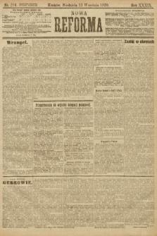 Nowa Reforma. 1920, nr216
