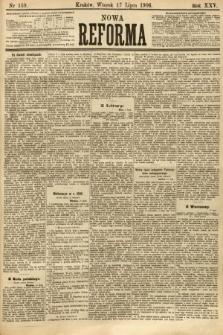 Nowa Reforma. 1906, nr159