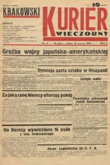 Krakowski Kurier Wieczorny. 1937, nr2